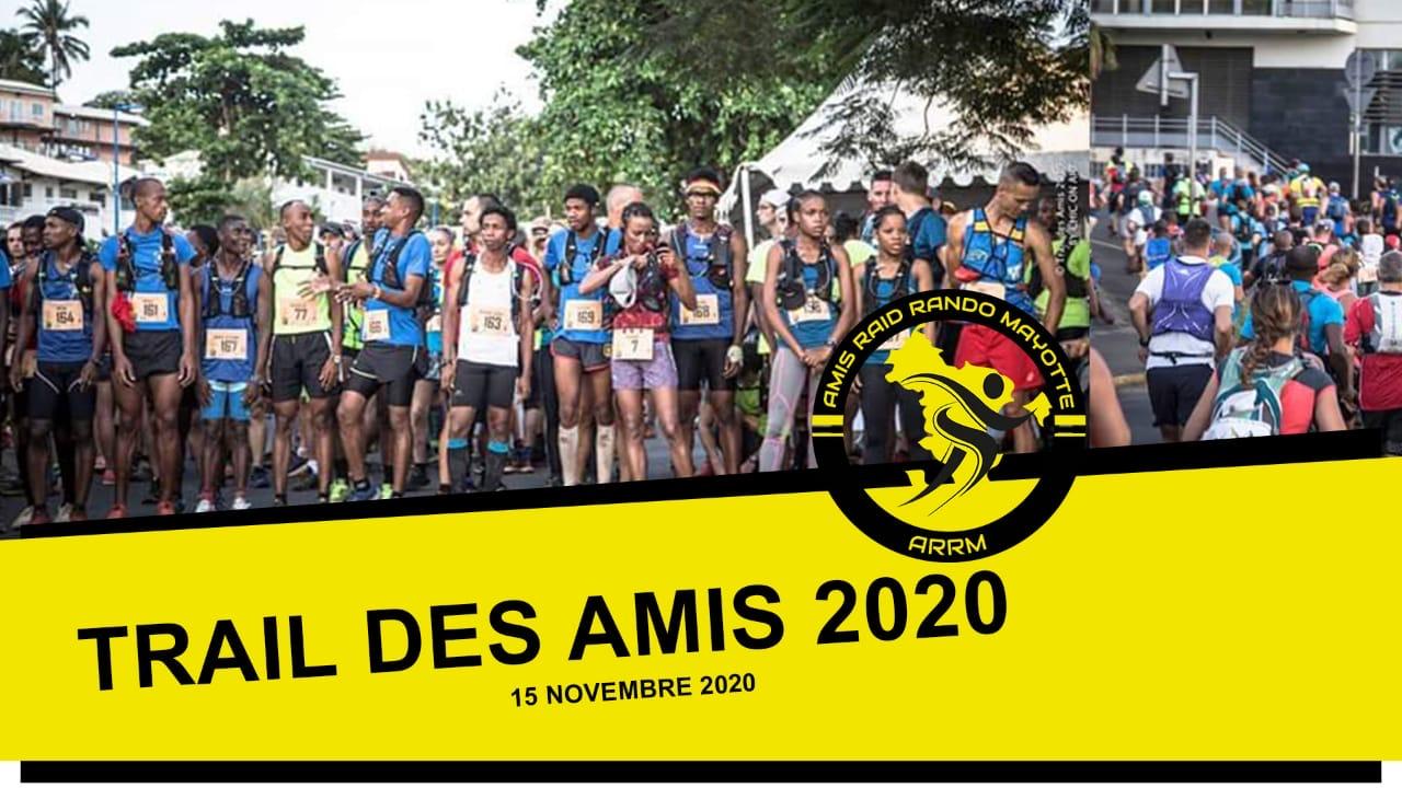 Trail et marche des amis édition 2020